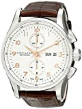 Hamilton H32766513 - Watch, Leather Strap