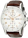 Hamilton H32766513-Watch, Leather Strap