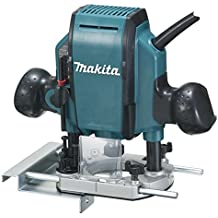 Makita RP0900 - Fresadora De Superficie 900W 27000 Rpm Pinza 8 Mm 2.7 Kg