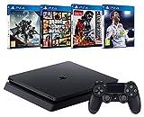 Pack PS4 1To + FIFA 18 + GTA V + Destiny 2 + Metal Gear Solid V