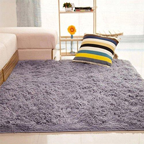 ALCYONEUS, tappeto morbido, rettangolare, antiscivolo. Adatto per il pavimento di camera da letto o...
