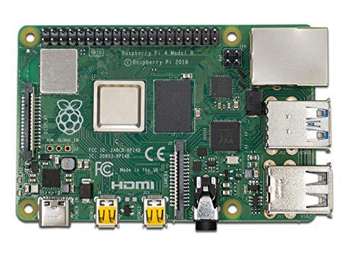 Raspberry Pi 4 Computer Model B 2GB RAM