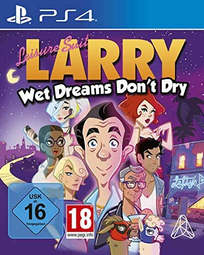 Leisure Suit Larry - Wet Dreams Don't Dry [Playstation 4]