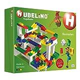 Hube Lino 420183-Livre de de Construction-Grande Plaque & de Billes-Mega-à partir de 4Ans (100% Compatible avec Duplo)-200Pièces