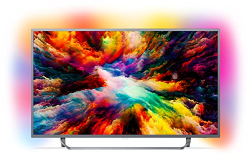 Philips 50PUS7303/12 126 cm (50 Zoll) LED TV (Ambilight, 4K Ultra HD, Triple Tuner, Smart TV)