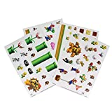 Officiellement sous licence Nintendo Super Mario Bros Gadget Stickers
