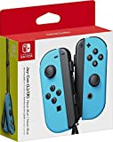 Nintendo Switch - Joy-Con (L/R)-Neon Blue(US Version, Imported)