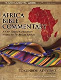Africa Bible Commentary Updated Ed