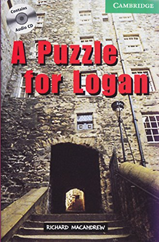 A Puzzle for Logan. Buch und CD: Level 3. Wortschatz 1.300