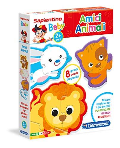 Clementoni 11965 - Sapientino Baby Amici Animali