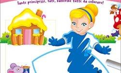 ! Colora le principesse. Con gadget PDF Ebook