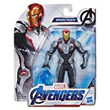 Marvel Avengers: Endgame Team Suit Iron Man 15 cm-Scale Figure