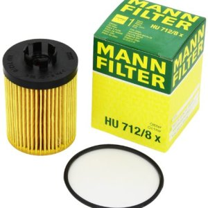 Mann Filter HU 712 8 X Ölfilter