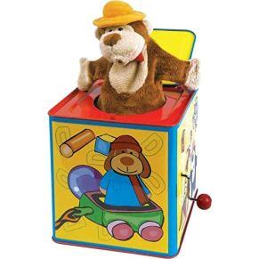Jack Animal In a Box (Los estilos pueden variar) , Modelos/colores Surtidos, 1 Unidad