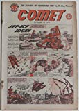 Comet comic, September 5th 1959 (20 pages) with Jet-Ace Logan, Buffalo Bill, Claude Duval, and more.