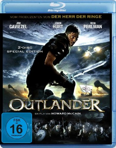 Outlander (2-Disc Special Edition) [Blu-ray] [Collector\'s Edition]