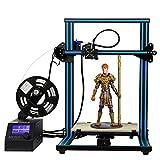 HICTOP 3D Printer Prusa I3 Desktop Half Assembled DIY Kit Creality CR-10 12V