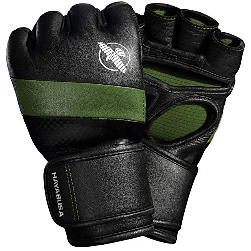Hayabusa Guanto MMA T3 Verde, Large