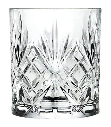 RCR Melodia Bicchieri Dof, 8.2 cm, 6 unità