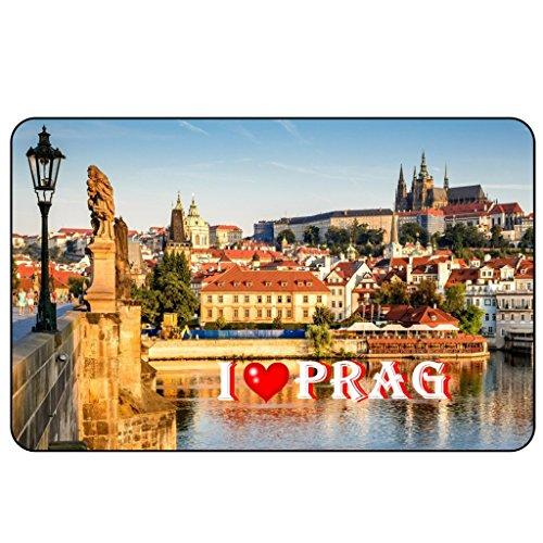 Cadora, magnete per frigorifero I Love Prag