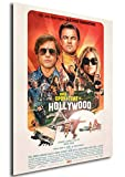 Instabuy Poster - Locandina - Film - Once Upon a Time in Hollywood Variant A3 42x30