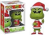 Funko -  21745 - Pop Books Figurines En Vinyle - Dr Seuss - the Santa Grinch - Coloris aléatoire