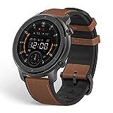 Montre Smartwatch Xiaomi Amazfit GTR Sports | 20 jours de batterie | 1.39 'AMOLED | GPS + GLONASS | Fréquence cardiaque continue sur 24 heures (Andrid 5.0 et iOS 10.0) - Alliage d'aluminium