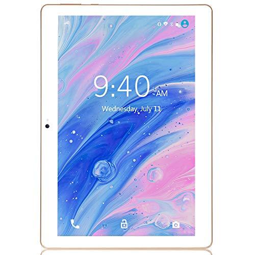 Tablet 10 Pollici BEISTA-Android 9.0 tablets con wifi offerte,4GB RAM,48GB ROM,3G Sim,HD...