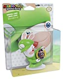 Mario & Rabbids Kingdom Battle - Figur Rabbid Luigi (8 cm)