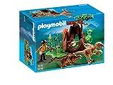 Playmobil 5233 Dinos Deinonychus and Velociraptors Dinosaurs