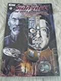 Star trek the next generation Mirror broken Origin of Data Loot Crate comic