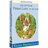 Beatrix potter Les contes de Pierre et Jeannot Lapin - Edition prestige digipack 5 DVD