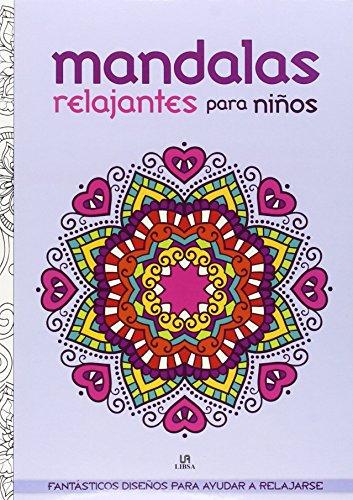 Mandalas Relajantes para Niños (Mandalas para Niños)