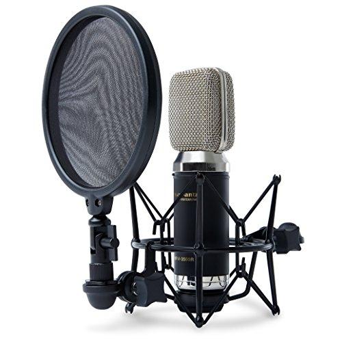 Marantz Professional MPM-3500R Bidirektionales, aktives Bändchen-Mikrofon