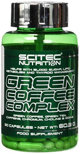 Scitec Nutrition Green Coffee Complex, 90 Capsule
