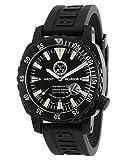 Marina Militare schpbk06.c-Watch, Rubber Strap Black