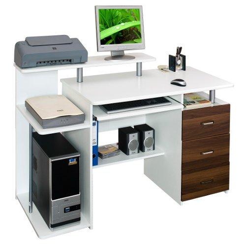 Schreibtisch Mit Aufbau 2021