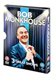 Bob Monkhouse: Three Great Shows [DVD]