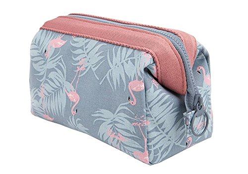 WayOuter Pochette Cosmetici Borsa Beauty Case Trousse Make up Borsa di Trucco Borse Trucchi...
