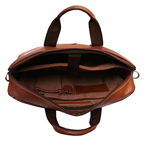 Hammonds Flycatcher Genuine Leather 13 inch Messenger Bag 5