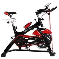 Bicicleta spinning P21 con volante de inercia de 21 kilos