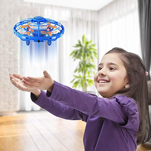 Magic Flying Toy Ball RC Quadricotteri Mini Drones per Adulti e Bambini Principiante 8 Anni,...