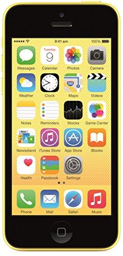 Apple iPhone 5c (Yellow, 16GB)