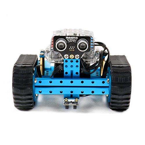 51JlpxHNMTL - Makeblock Ranger - 3 en 1 Robótica Transformable STEM Robot Kit Educativo, Aprender Coding con Un Montón de Divertido
