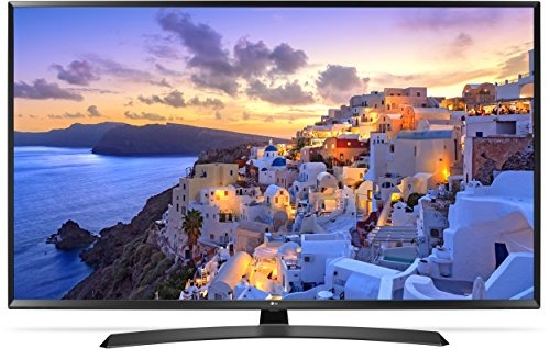 LG 55UJ635V 139 cm (55 Zoll) Fernseher (Ultra HD, Triple Tuner, Active HDR, Smart TV)
