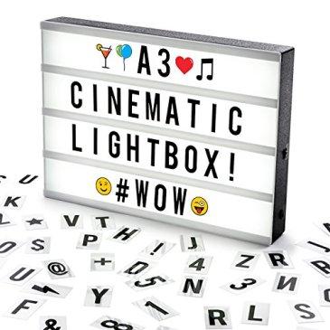 Cinematic Lightbox Parent