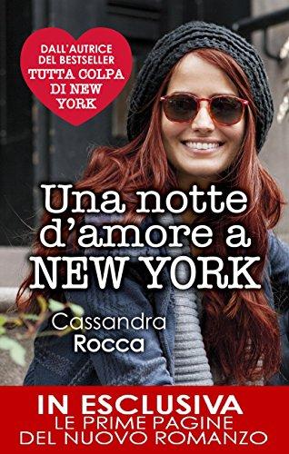 Una notte d'amore a New York (Tutta colpa di New York Vol. 3)