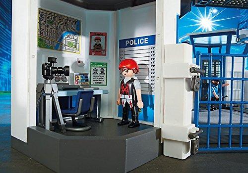 Playmobil 6919.0 Polizeistation mit Gefängnis, Spielset - 6