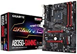 Gigabyte AB350-GAMING Scheda Madre, AMD B350, Nero