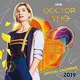 Doctor Who Official 2019 Calendar - Square Wall Calendar Format